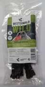 Westerwald-Snack Rolls of Roedeer Skin 100 g