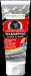 Bogacare Shampoo Black + Shiny Perro 200 ml