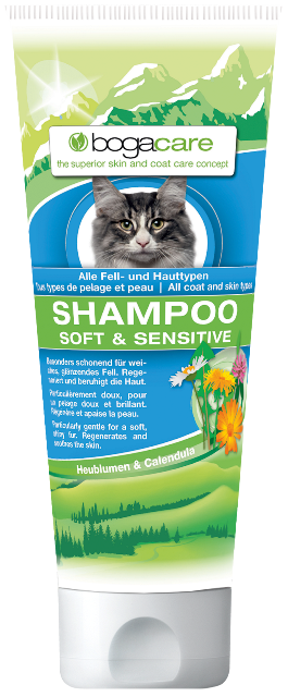 Bogacare Shampoo Soft + Sensitive 200 ml