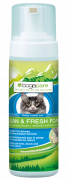 Clean + Fresh Foam para Gato 150 ml