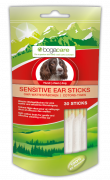 Sensitive Ear Sticks Hund 30 Stücke