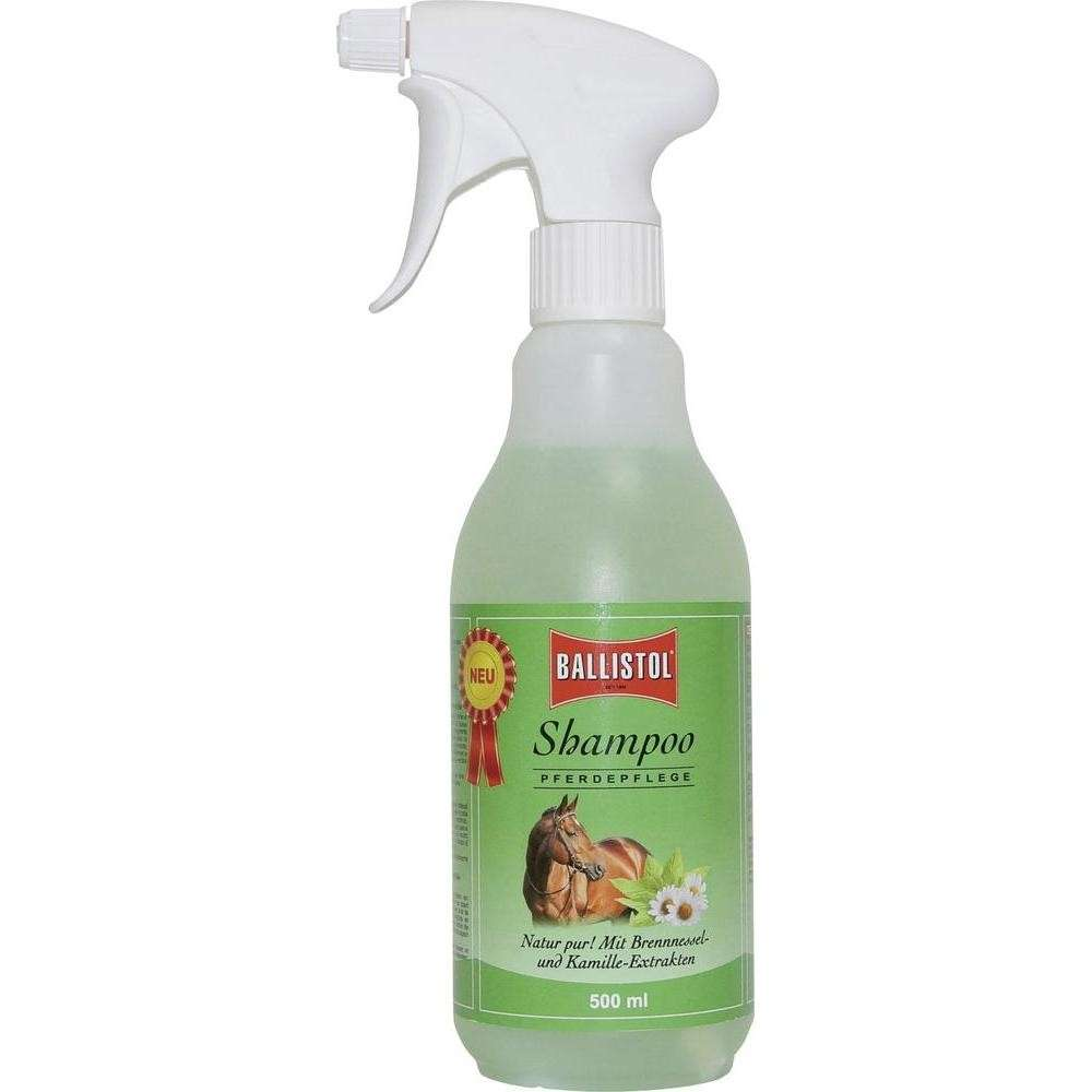 Horse Shampoo with Nettle and Chamomile 500 ml  från Ballistol köp billiga på nätet