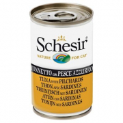 Schesir Tuna with Pilchards 140 g