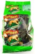 Snacks de cordero para perros DeliBest Panzas de Cordero 1kg