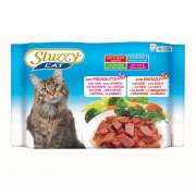 Stuzzy Multipack with Ham and Beef 4x100 g