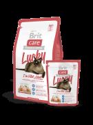 Brit Lucky Vital ADULT 2 kg