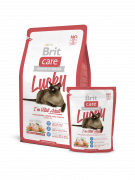 Brit Care Cat Lucky I'm Vital Adult 400 g