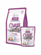 Brit Crazy I'm Kitten 400 g