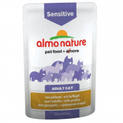 Almo Nature Sensitive - à la volaille 70 g