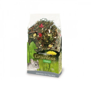 JR Farm Grainless Herbs Chinchilla 400 g