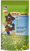 MAC'sTasties Mix - Steak, Heart, Bone 60 g
