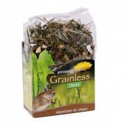 JR Farm Grainless Herbs for Degus 400 g