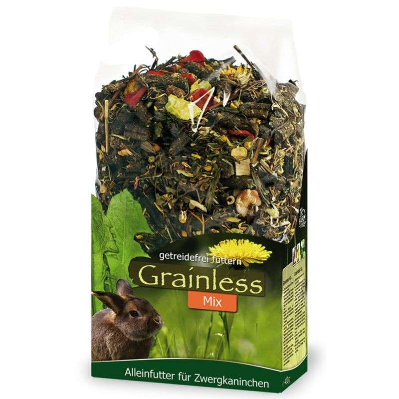 JR Farm Grainless Mix Dwarf Rabbit 2.5 kg, 10 kg