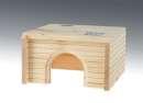 Hamster Blockhaus 17x10x17  cm