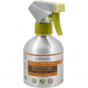 Arava Hunde Pflanzliches Spray gegen Flöhe, Zecken & Läuse 300 ml