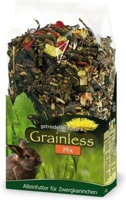JR Farm Grainless Mix Dwarf Rabbit 10 kg 4024344114014