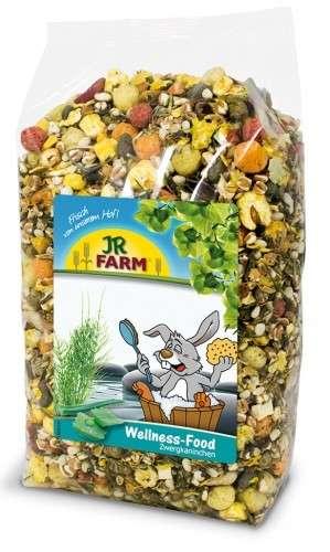 JR Farm Wellness-Food for Dwarf Rabbits 650 g