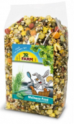 Wellness-Food for Dwarf Rabbits 650 g