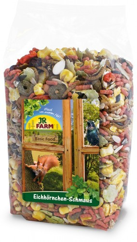 JR Farm Squirrels Treat 600 g 4024344136856