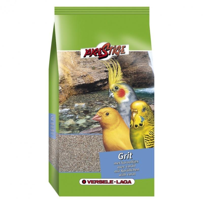 Versele Laga Prestige Grit met koraaltjes 20 kg 5410340231395