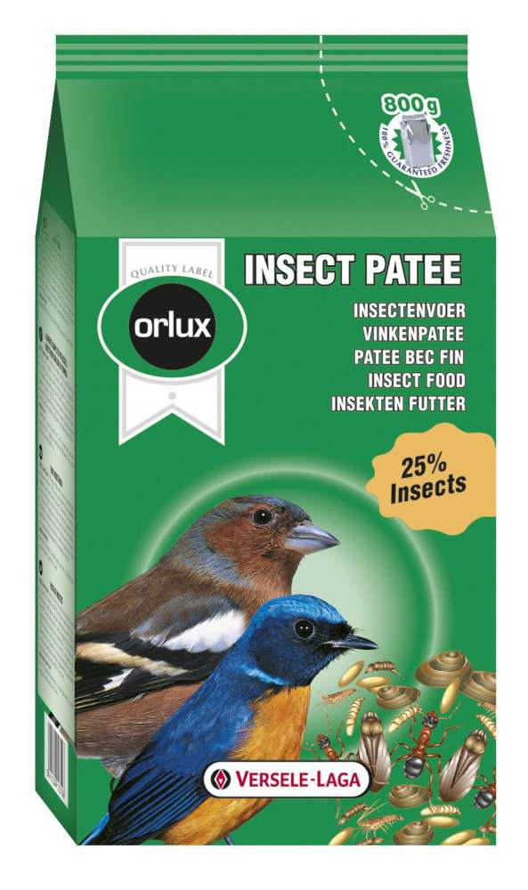 Versele Laga Orlux Insect Patee 200 g, 800 g