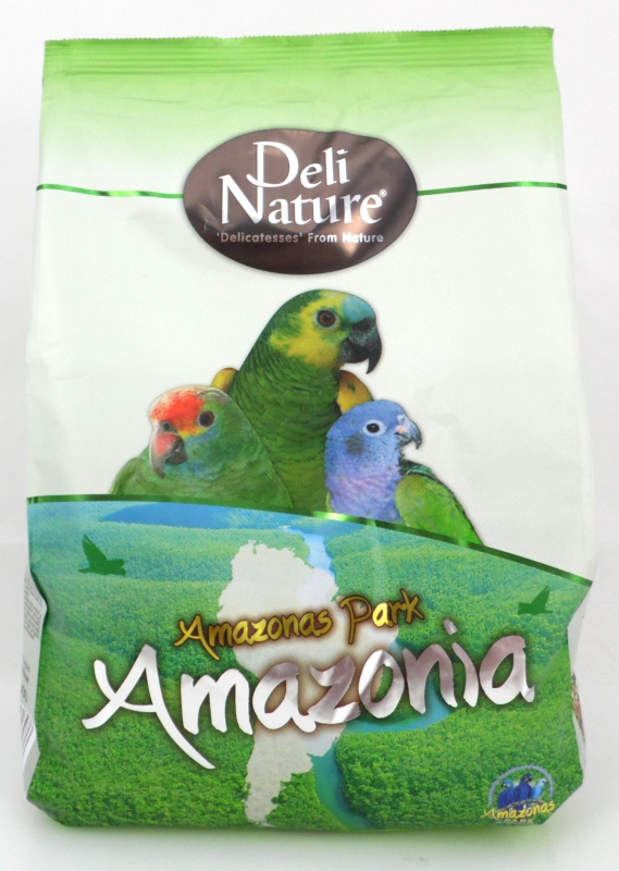 Deli Nature Amazonas - Park Amazonia 2 kg, 15 kg