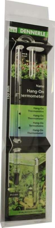 Dennerle Nano Hang-On Thermometer   met korting aantrekkelijk en goedkoop kopen