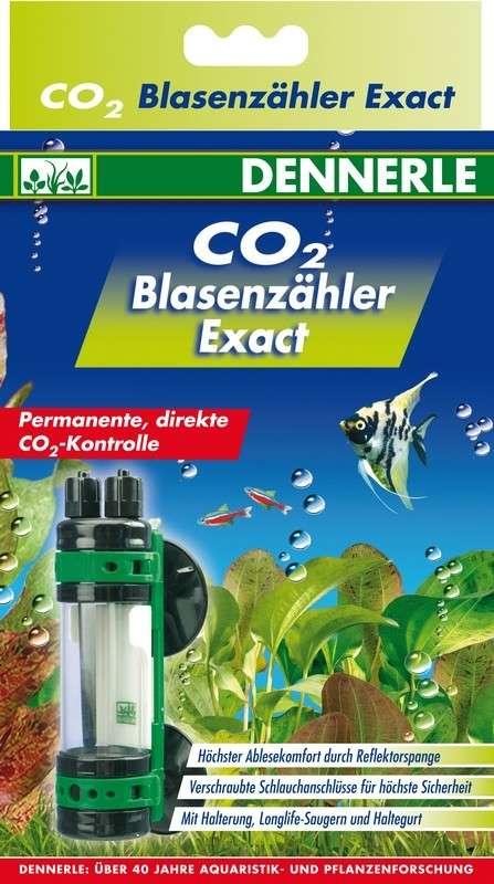 Dennerle CO2 - Bellenteller Exact   met korting aantrekkelijk en goedkoop kopen