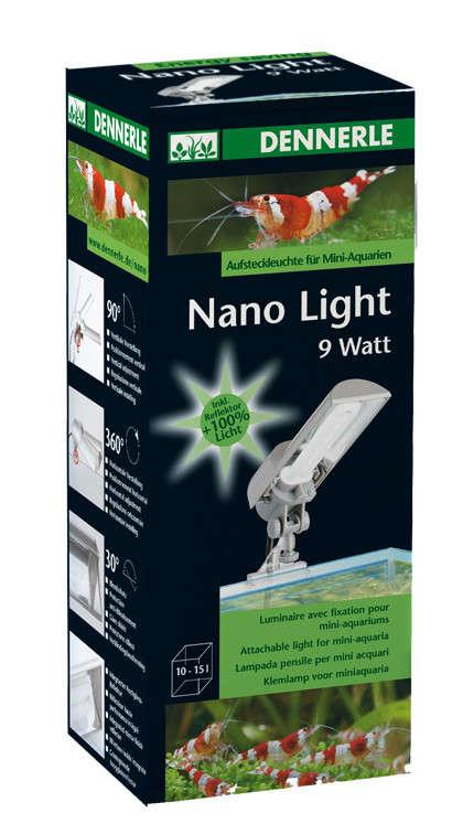 Dennerle Nano Light 9 W   met korting aantrekkelijk en goedkoop kopen