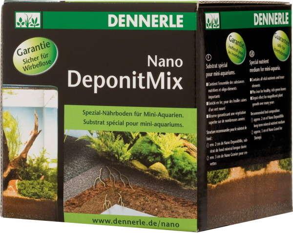 Dennerle Nano Deponit Mix 1 kg  met korting aantrekkelijk en goedkoop kopen