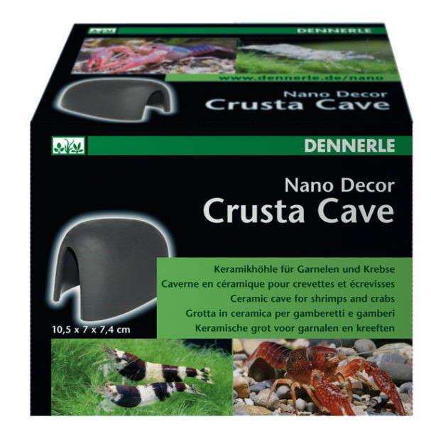 Dennerle Nano Decor Crusta Cave 10.5x7x7.4 cm  met korting aantrekkelijk en goedkoop kopen