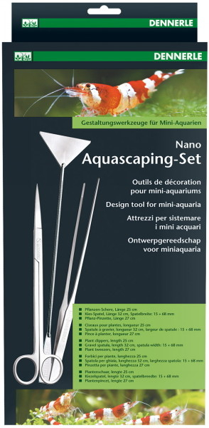 Dennerle Nano Aquascaping - Set  4001615058918