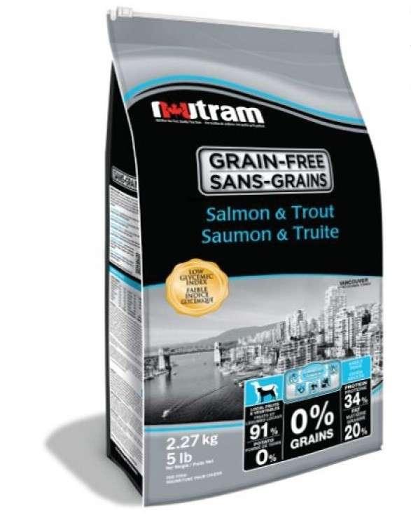 Grain Free Salmon & Trout 2.27 kg