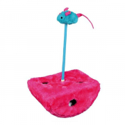 Trixie Cat Toy with Plush Mouse and Rattling Ball Art.-Nr.: 7489
