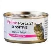 Feline Porta 21 Dose Huhn mit Reis Sensitive von Schulze aktuelle Top-Angebote