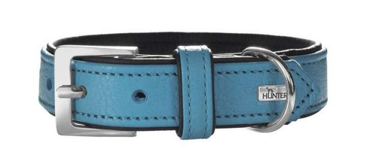 Hunter Collar Capri  Petrol 33-39x2.8 cm order cheap