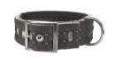 Halsband Texas, Anthrazit 35-45x4 cm