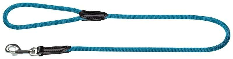 Hunter Leash Freestyle Rope  Petrol 110x1 cm