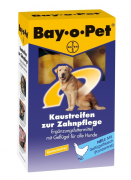 Bay-o-Pet Dental Care Poultry Strips 140 g
