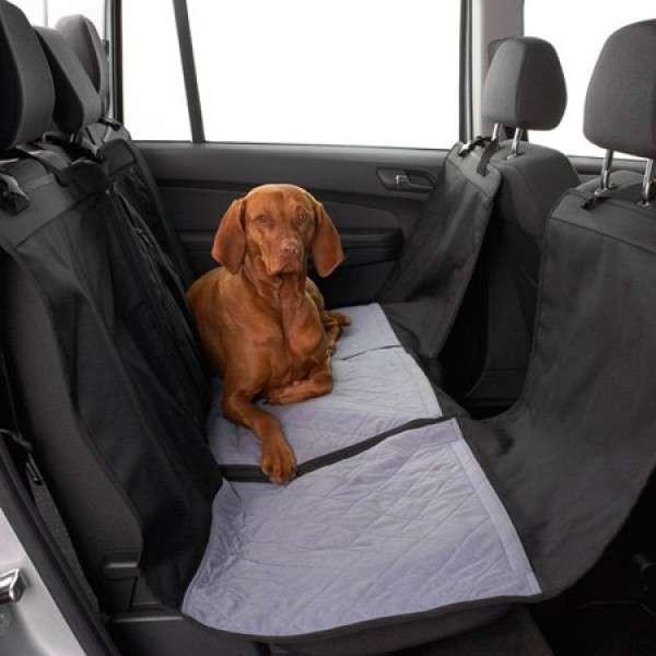 Hunter Auto-beschermdeken Comfort Zwart 145x145cm  145x145 cm