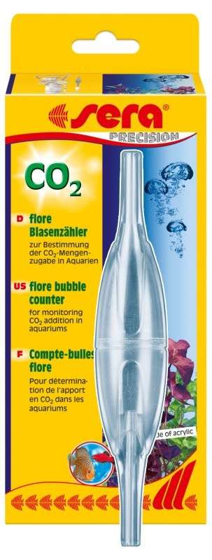 Sera Flore CO2 Blaasjesteller   met korting aantrekkelijk en goedkoop kopen