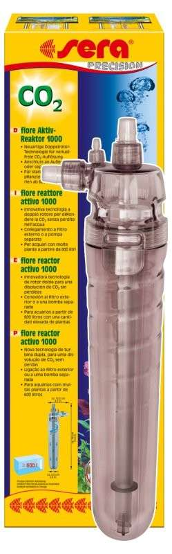 Sera Flore CO2 Actieve-Reactor 1000  4001942080583