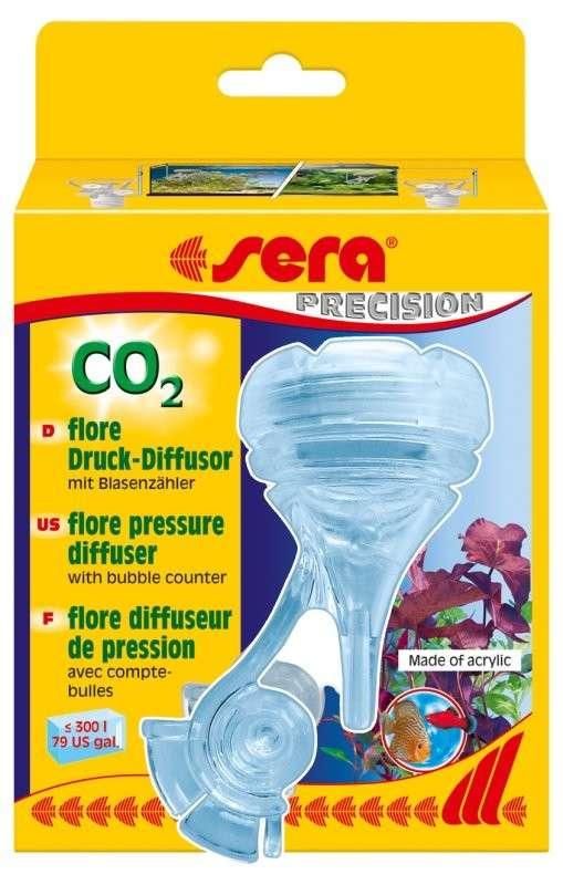 Sera Flore CO2 Passiv-Druk-Diffusor   met korting aantrekkelijk en goedkoop kopen
