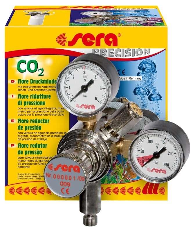 Sera Flore CO2 Drukregelaar   met korting aantrekkelijk en goedkoop kopen