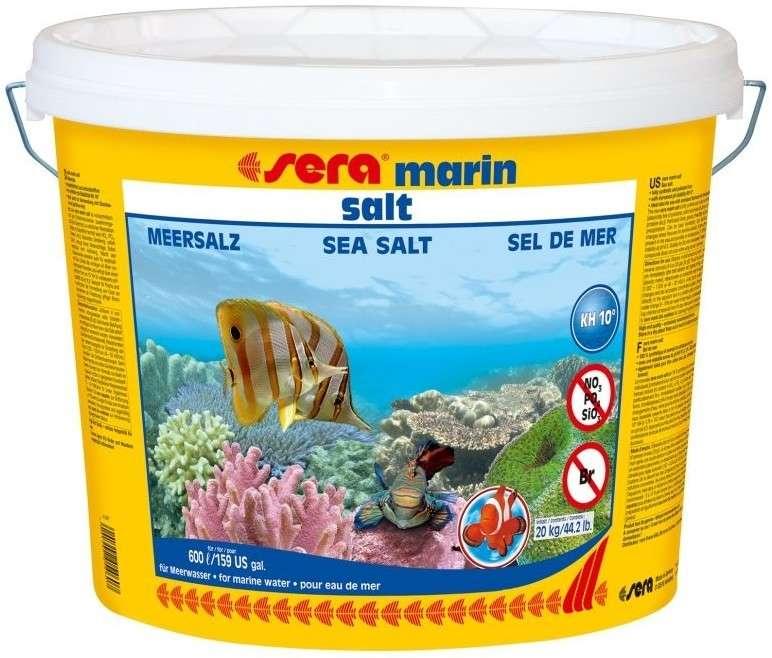 Sera Marin Salt 20 kg 4001942054607