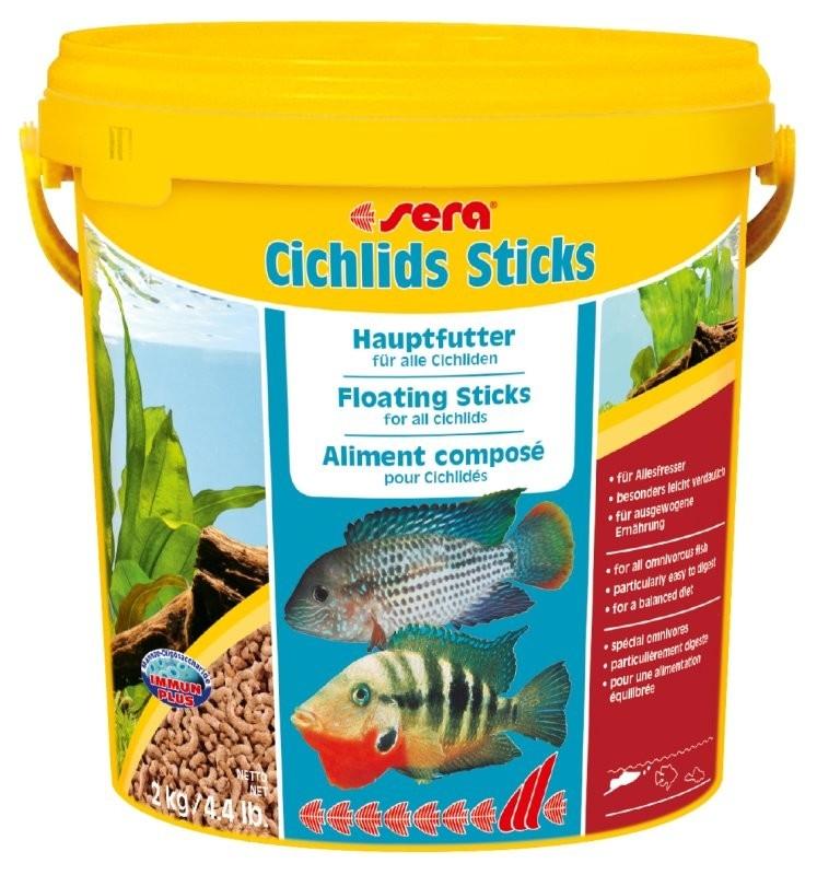 Sera Cichlids Sticks  2 kg