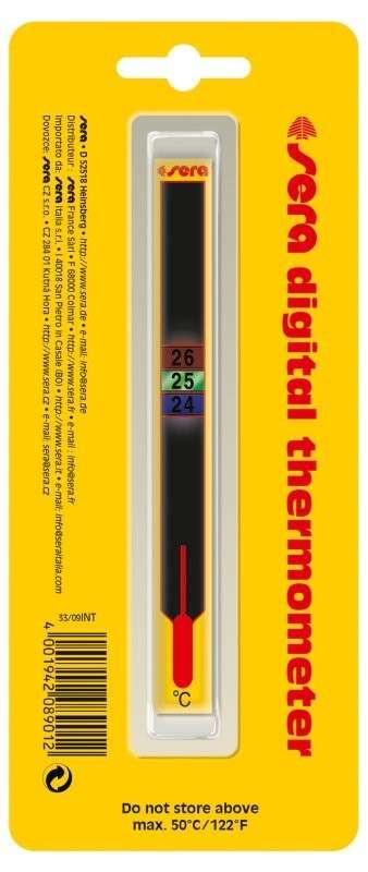 Sera Digitale thermometer   met korting aantrekkelijk en goedkoop kopen