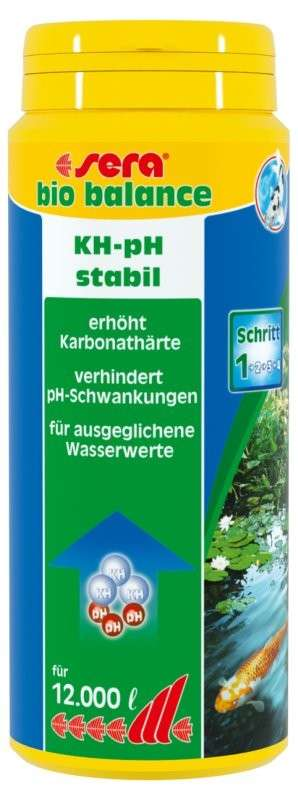 Sera Pond Bio Balance 550 g 4001942077606