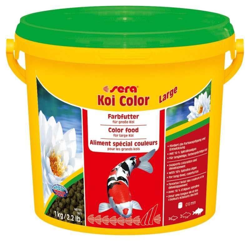 Sera Koi Color Large  1 kg