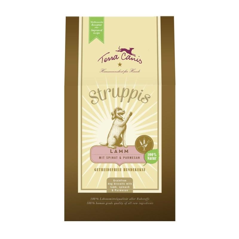 Terra Canis Honden Cake Struppis lam met Spinazie en Parmezaan 500 g 4260109620158